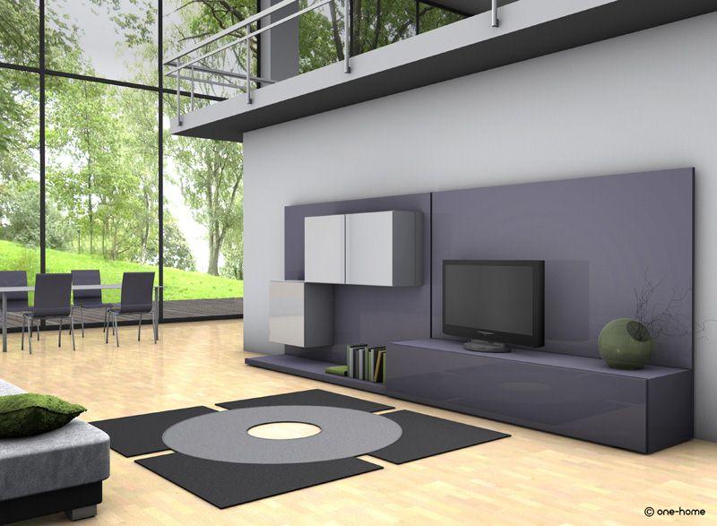 Moderne Teppiche Einrichtungsbeispiele Teppichdesign